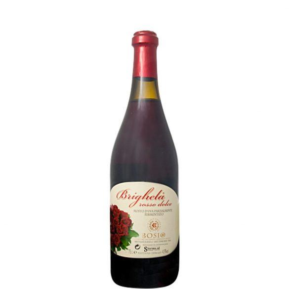 Bosio Brighela Rosso Dolce 0,75L - 4,5%