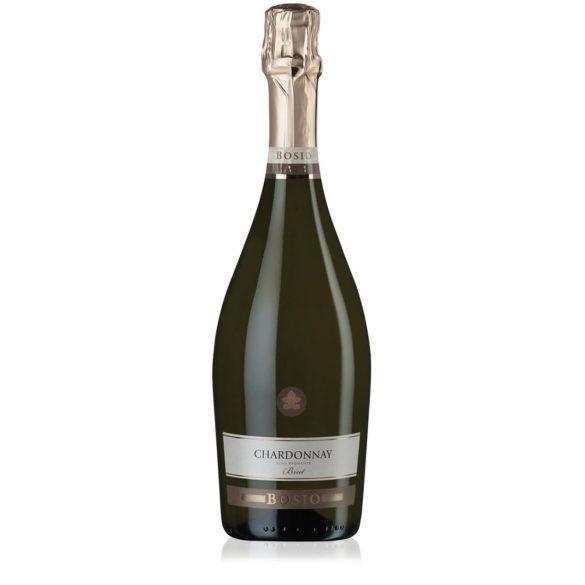Bosio Chardonnay Vino Spumante Brut Olasz Pezsgő 0,75L - 12%