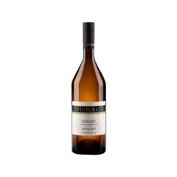 Humar Sauvignon DOC Collio fehérbor 0,75l 14,5%