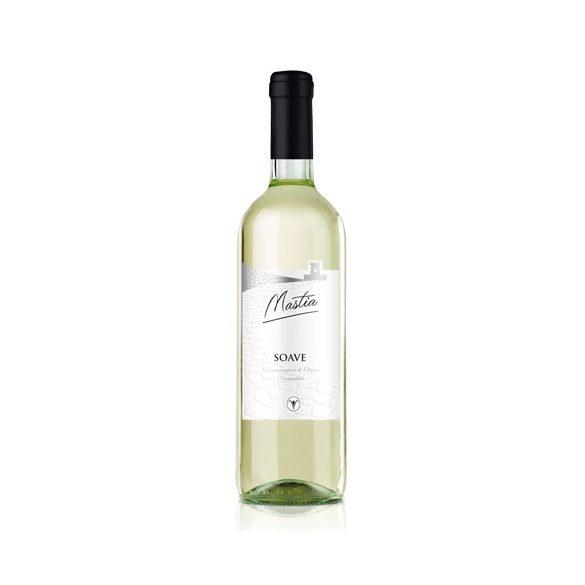 MASTIA Soave DOC Tappo 0,75l fehérbor 12%