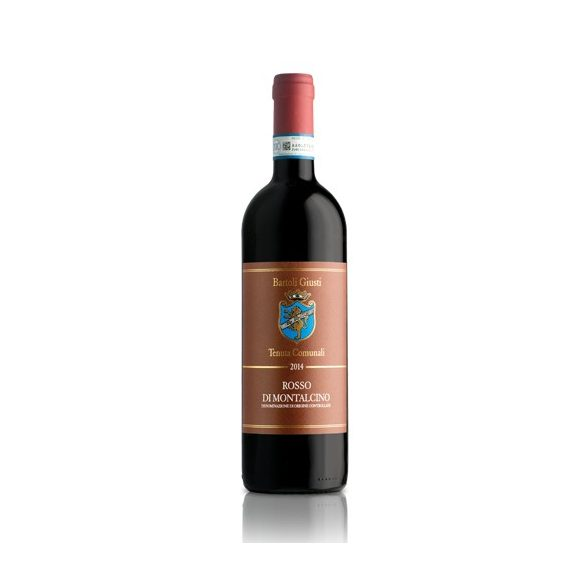 Bartoli Giusti Rosso Di Montalcino DOC 2017 0,75l 13,5% Vörösbor
