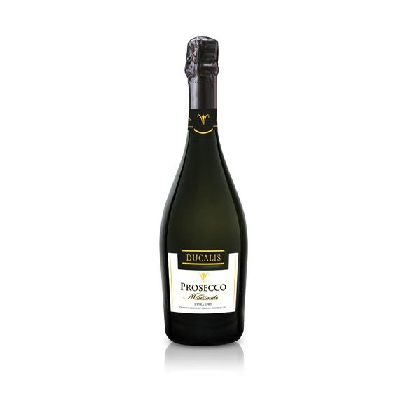DUCALIS PROSECCO Millesimato Extra dry DOC 0,75l, 11%