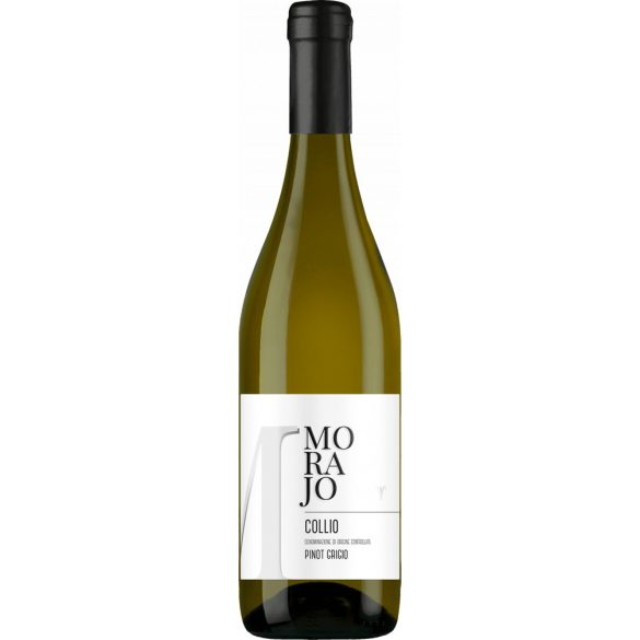 Morajo Collio Pinot Grigio DOC 2018 0,75l 13%