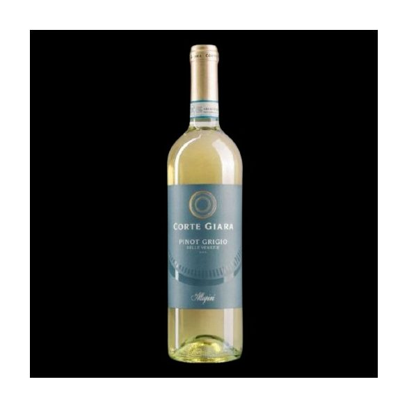 """Corte Giara Pinot Grigio /Delle Venezie/ Doc 2019 """"By Allegrini"""" - 0,75l 12,5%"""