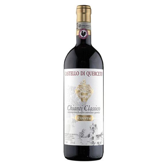 Castello Di Querceto Chianti Classico RISERVA DOCG 2016 0,75L - 13,5%