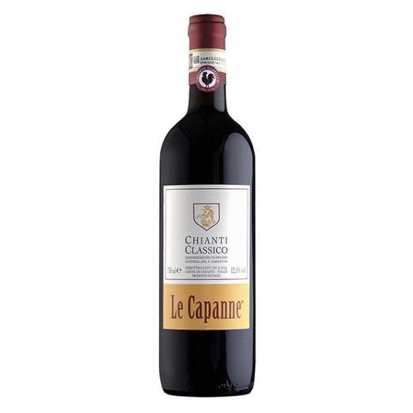 Castello Di Querceto Le Capanne Chianti Classico DOCG 2017 0,75L - 12,5%