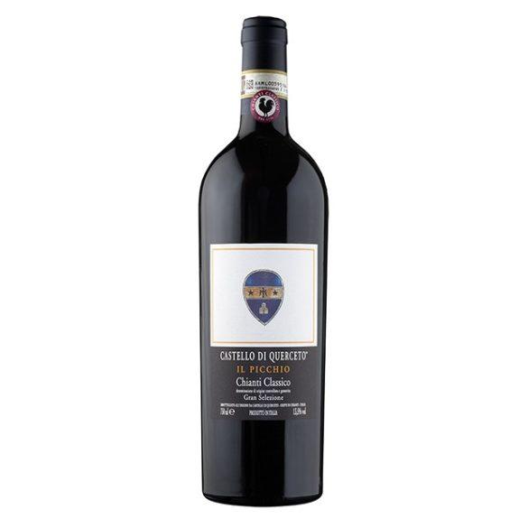 Castello Di Querceto Il Picchio Chianti Classico Gran Selezione DOCG 2015 0,75L - 13,5%