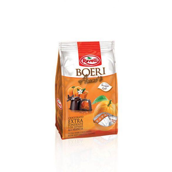 Rovelli Boeri Arancia Extra Csokoládé Bonbon Narancs-zselével 250G