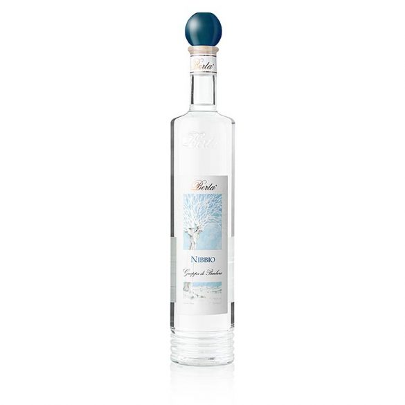 Berta NIBBIO Grappa di Barbera 0,7L / 700ml 40%