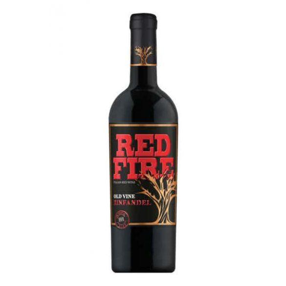RED FIRE PRIMITIVO PUGLIA IGT SZÁRAZ VÖRÖSBOR 0,75l - 13,5%