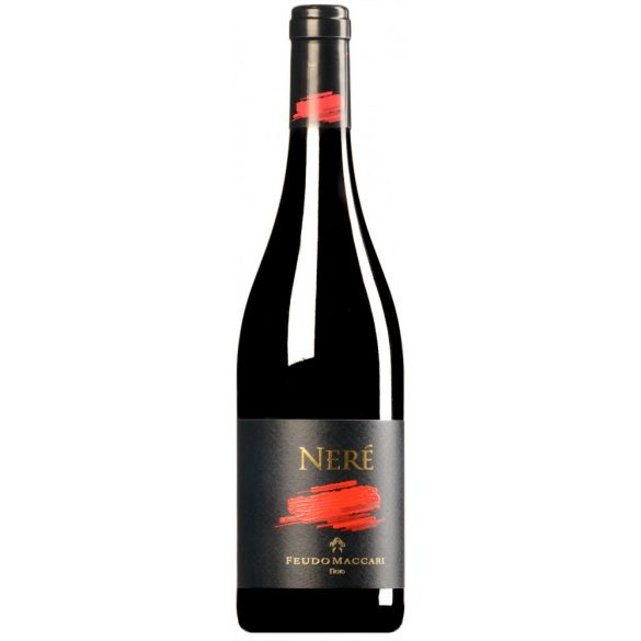Feudo Maccari Neré Rosso Terre Siciliane IGP 2017 Olasz Vörösbor 0,75l 14%