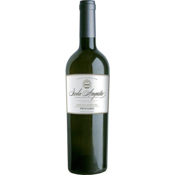 Isola Augusta Vino Bianco Friulano 2017 0,75l 12,5% fehérbor