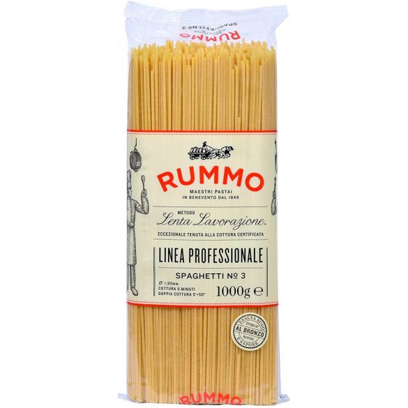 Rummo Spaghetti olasz tészta - 1kg