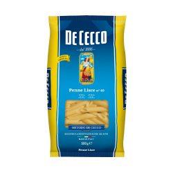 De Cecco olasz hagyományos tollhegy tészta / Penne Lisce / no.40