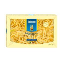 De Cecco olasz hagyományos szélesmetélt tészta / Fettuccine all'uovo / no. 103