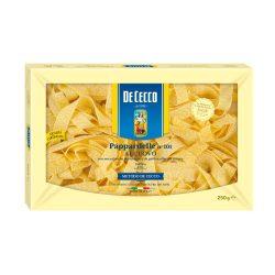 De Cecco olasz hagyományos szélesmetélt tészta / Pappardelle / no.101