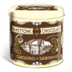 Lazzaroni Panettone Csokoládé Chips-szel Metáldobozban 750 g