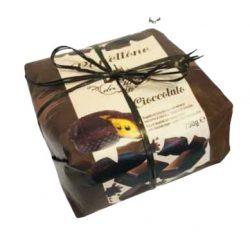 Lazzaroni Csokoládé-krémmel Töltött Kézzel Csomagolt Panettone 750 g