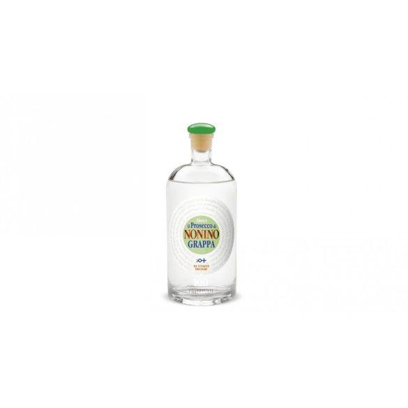 Grappa Nonino il Prosecco Bianco 0,7L / 700ml 38%