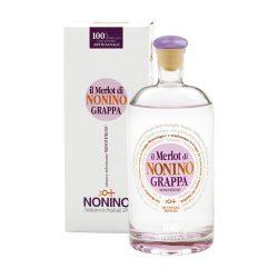 Grappa Nonino il Merlot Monovitigno 0,7L / 700ml 41%