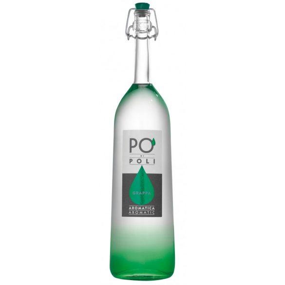 Po'Di Poli Grappa Aromatica - Gewürztraminer - 40% 0,7l