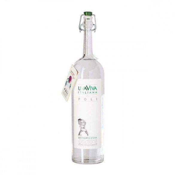 Jacopo Poli Grape Brandy UvaViva Italiana - 40% 0,7l