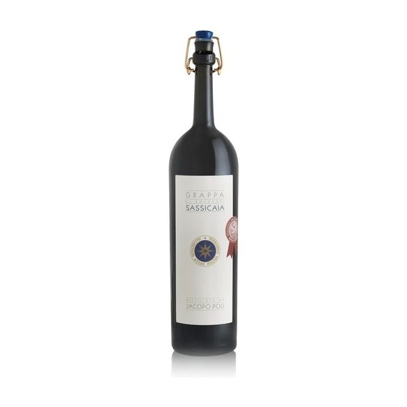 Jacopo Poli Grappa di Bolgheri Sassicaia 0,5L / 500ml 40%
