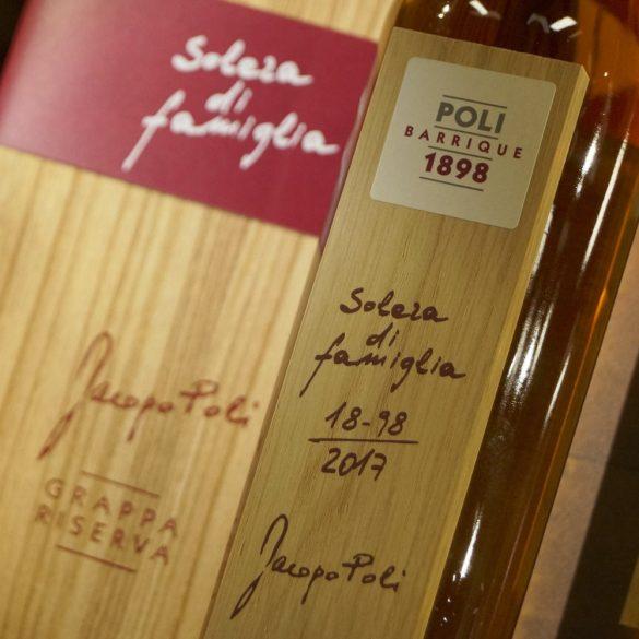 Jacopo Poli Barrique Solera Di Famiglia - 55% 0,7l