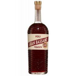 Jacopo Poli Gran Bassano Vermouth Rosso - 18% 0,75l