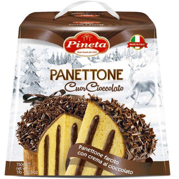 Pineta Csokoládékrémmel Töltött Panettone 750 g