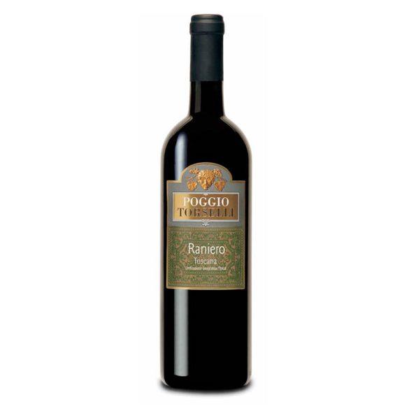 Poggio Torselli Ranieiro Toscana IGT Vörösbor 2015 0,75 L / 750 ml 14%