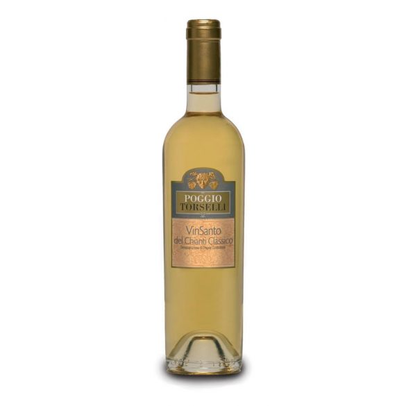 Poggio Torselli Vin Santo Chianti Classico DOC Fehérbor 2011 0,5 L / 500 ml 17%