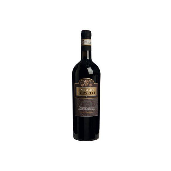 Poggio Torselli Chianti Classico Gran Selezione 2013 13,5% - 0,75L