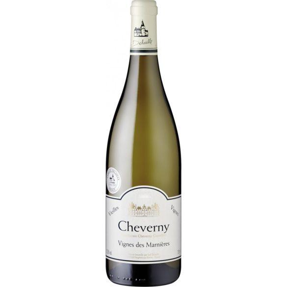 Delaille Cheverny Blanc Vignes des Marnières AOP 2017, 0,75L / 750ml 12,5% vol Fehérbor