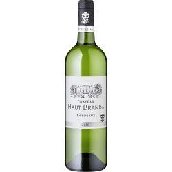 Château Haut Branda Bordeaux Blanc AOP 2016 0,75L / 750ml, 13,0% vol Fehérbor