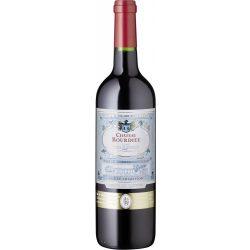 Château Bourdieu Blaye Côtes de Bordeaux Cuvée Tradition AOC 2015 Vörösbor 0,75L / 750ml / 14,0% vol