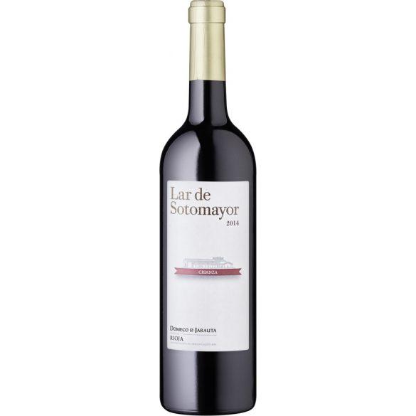 Bodegas Domeco de Jarauta Lar de Sotomayor Rioja Crianza 2014 0,75L / 750ml 14,0% vol Vörösbor