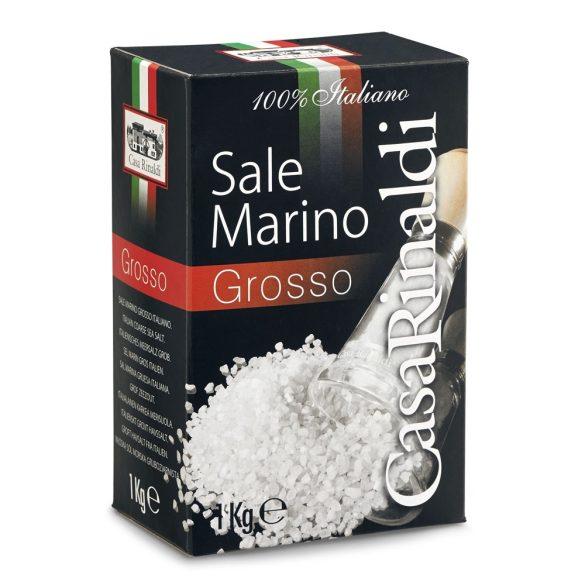 Casa Rinaldi Tengeri só, durva szemcsés / nagy szemű / nagy szemcsés / Sale marino grosso Italiano da cucina / 1 kg
