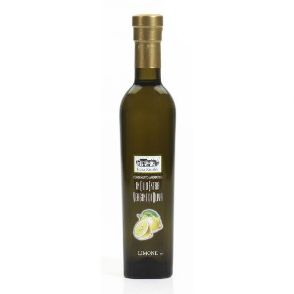Casa Rinaldi Extra szűz olivaolaj, citrom ízű / e limone / 250ml