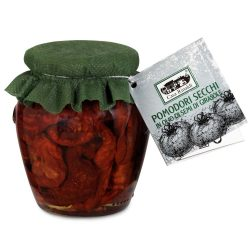 Casa Rinaldi Szárított Pomodori paradicsom olívaolajban / Dried Tomatoes in Oil / 280g