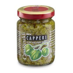 Casa Rinaldi Szicíliai Kapribogyó Salza / Sauce with Capers from Sicily / 90g