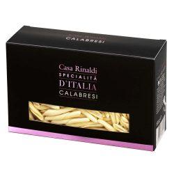 Casa Rinaldi olasz hagyományos csavart tészta / Calabresi / 500g