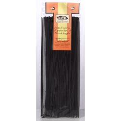 Casa Rinaldi olasz hagyományos fekete spagetti tintahal tintával / Spaghetti Al nero di seppia / 250g