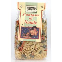 Casa Rinaldi olasz hagyományos Ünnepi / Karácsonyi / Különleges / Egyedi tészta válogatás / Pasta di Natale / 500g