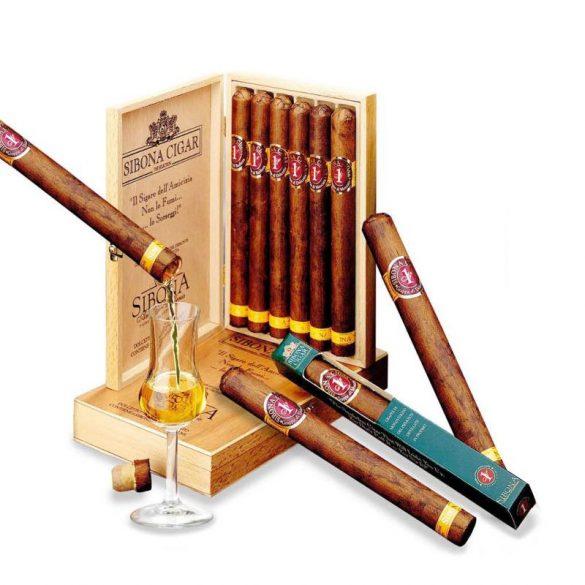 Sibona Szivar Moscato, Dolcetto, Barbera 0,04L/40ml 40%