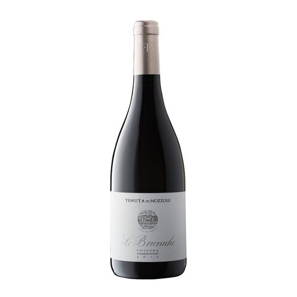 Tenuta di Nozzole Le Bruniche Toscana Chardonnay IGT 2017 0,75L / 750ml Olasz fehérbor