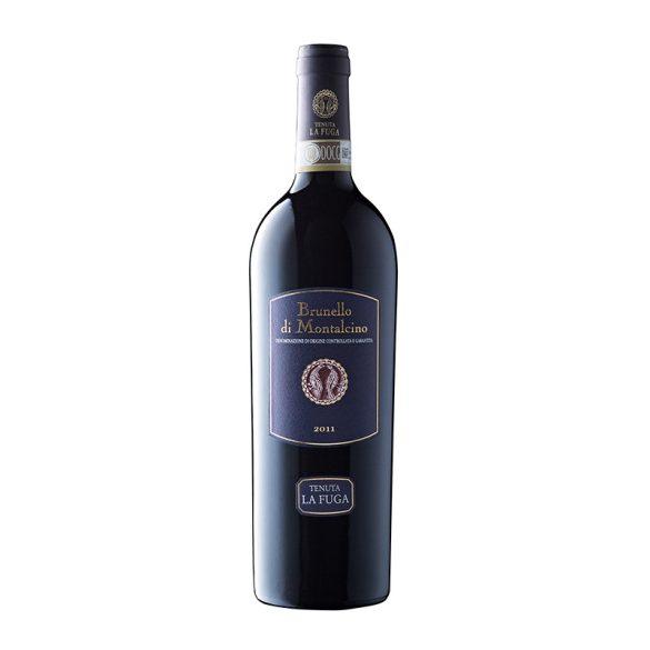 Tenuta La Fuga Brunello di Montalcino DOCG 2013 14% 0,75L / 750ml Olasz Vörösbor
