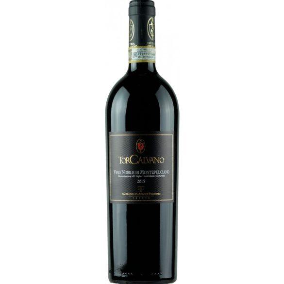 Tenuta Torcalvano Vino Nobile di Montepulciano DOCG 2015 0,75L / 750ml Olasz Vörösbor