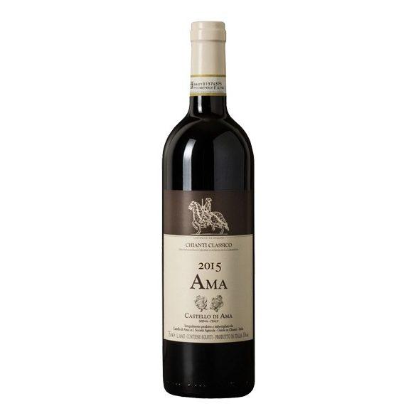 Castello di Ama CHIANTI Classic Rosso 2015 0,75l 12,5% Olasz vörösbor