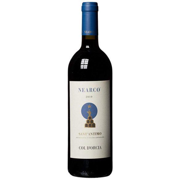 Col d'Orcia NEARCO Sant' Antimo DOC 2010 0,75L / 750ml 14,0% Olasz vörösbor